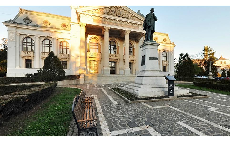 """Imagini pentru Teatrul Național """"Vasile Alecsandri"""""""